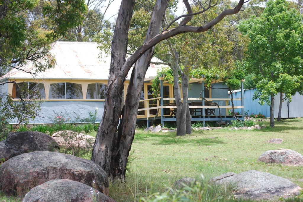 Twisted Gum Vineyard Cottage - Accommodation Cooktown