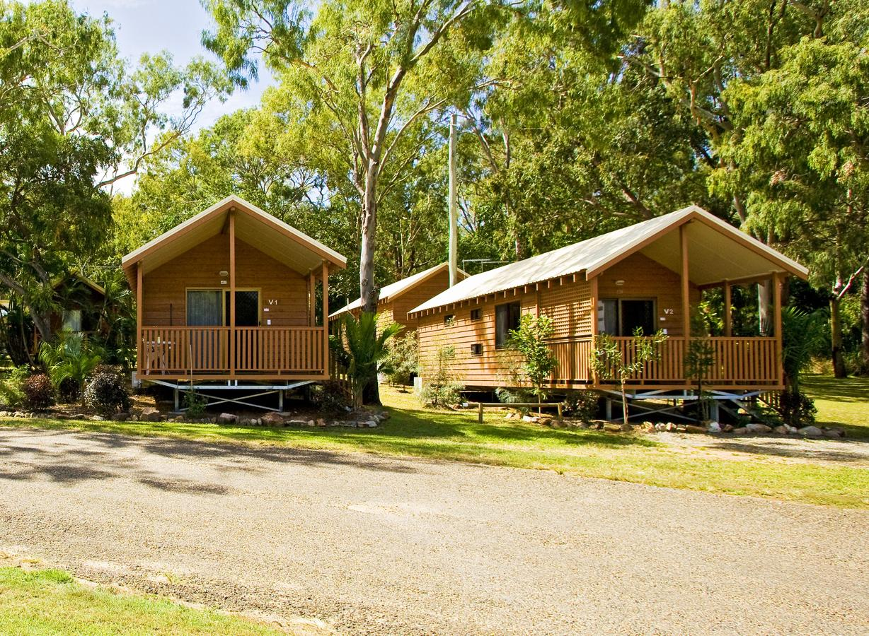 Captain Cook Holiday Village 1770 - Accommodation Cooktown