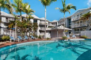 Champelli Palms Apartments - Accommodation Cooktown
