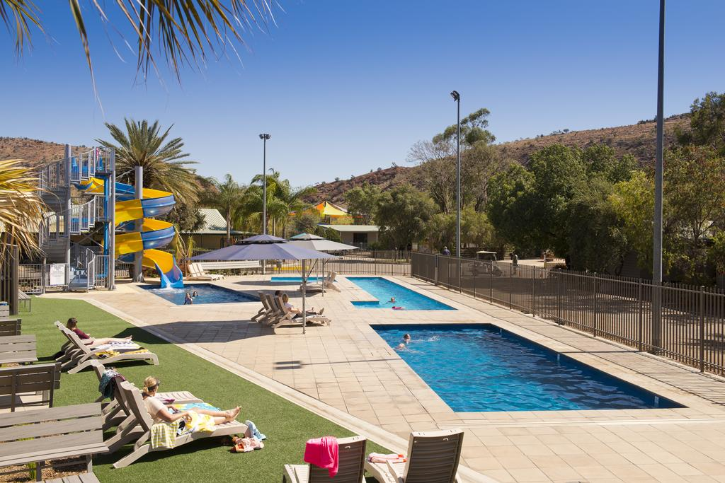 BIG4 MacDonnell Range Holiday Park - Accommodation Cooktown